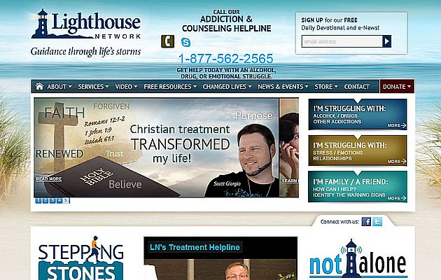 Lighthouse Network - Counseling Center