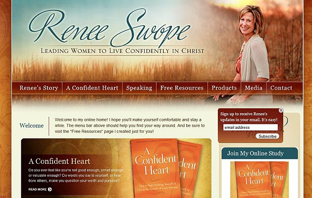 Renee Swope - Christian Author and Speaker