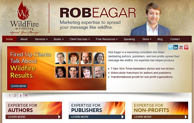 Rob Eagar - Wildfire Marketing