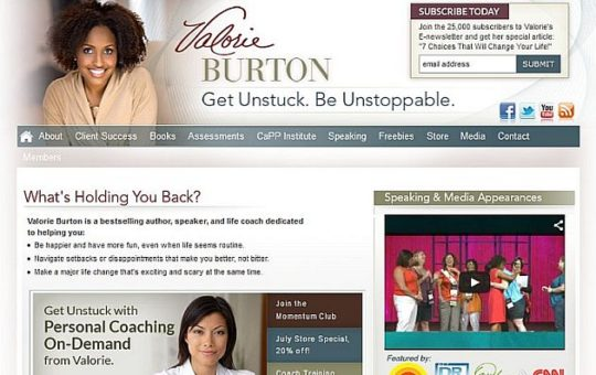 Valorie Burton