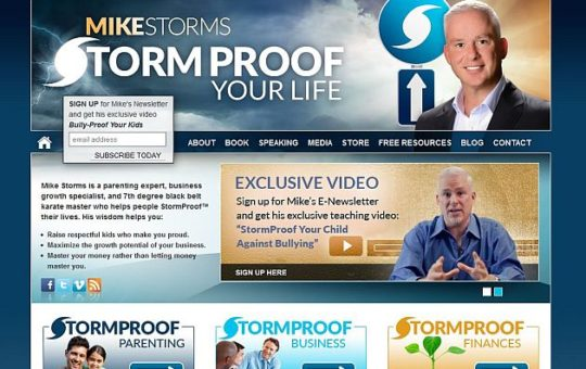 Mike Storms – StormProof Your Life